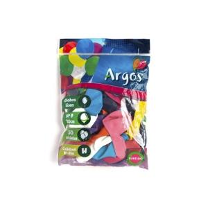 Globo Surtido 50und. Argos