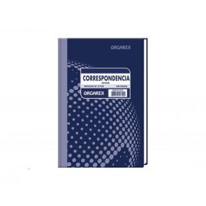 Libro Correspondencia Nº21720 Oficio Orgarex