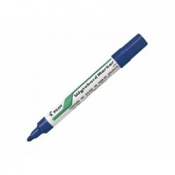 Marcador Pizarra metalico WBMATM recargable P/Redonda azul Pilot