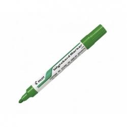 Marcador Pizarra metalico WBMATM recargable P/Redonda verde Pilot