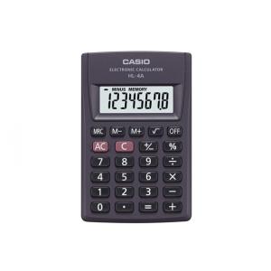 Calculadora 8 Digitos Hl-4A Casio
