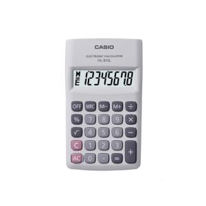 Calculadora 8 Digitos HL-815L-WE Casio