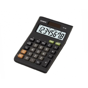 Calculadora 8 Digitos MS-8B Casio