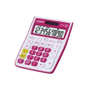 Calculadora 10 Digitos MS-10VC Casio