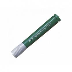 Marcador Pizarra plastico WBMAR recargable P/Redonda verde Pilot
