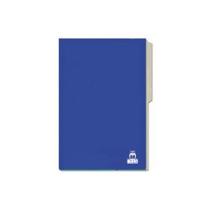 Archivador Vinil 2 Anillos Oficio Azul Rhein