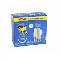 Insecticida eléctrico raid para 45 noches Raid