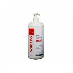 Alcohol Gel 1 litro con glicerina SafePro