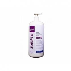Jabón liquido con triclosan y válvula 1 litro Safe Pro