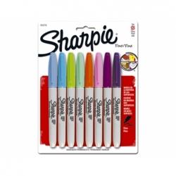 Marcadores Set 8 Colores Fashion Sharpie