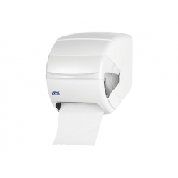 Dispensador Toalla con Palanca Central blanco Tork