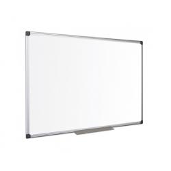 Pizarra Melamina Blanca 90x60cm. Bi-silque