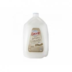 Jabón Líquido glicerina 5 litros Yogurt almendras Excell