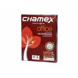 Papel Fotocopia Carta Laser 500 Hojas 75grs. Chamex