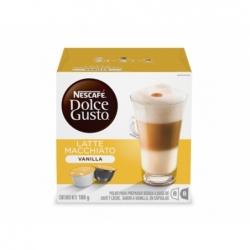 Dolce Gusto Latte Macchiato vainilla 194 grs. Nescafé